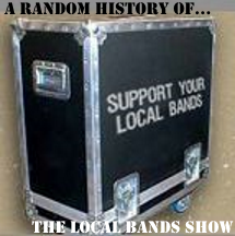 the (not so random) local bands archives